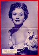 """-- LEVALLOIS-PERRET - PORTRAIT De M. HENDERSON  Offert Gracieusement Par Le Cinéma """"MAGIC De LEVALLOIS"""" -- - Advertising"""