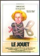 Carte Postale Illustration : René Ferracci (cinéma Affiche Film) Le Jouet (Pierre Richard) - Affiches Sur Carte