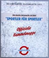 BT Phonecard - Franziska Van Almsick / Swimming / Sportler Fur Sportler Telefonkarten Serie - United Kingdom