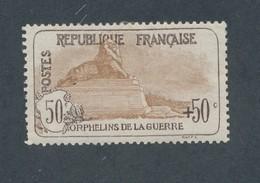 FRANCE - N°YT 153 NEUF* AVEC CHARNIERE - COTE YT : 300€ - 1917/18 - France