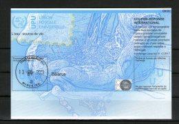 2660 IRC IAS CRI - International Reply Coupon - Antwortschein T36 Gest. Belarus Weissrussland BY 20130513 AA - Belarus