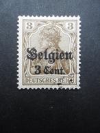 ALLEMAGNE ZONE BELGE N°11 Oblitéré - Zone Belge