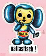 Sticker - NAFTA - Naftastisch ! - Autocollants