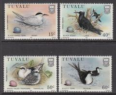 1985 Tuvalu Birds Oiseaux Complete Set Of 4 MNH - Tuvalu