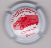 Capsule Champagne URBAIN P&F ( 18b ; Ambulance Sapeurs Pompiers De Bar Sur Aube )  {S21-19} - Champagne