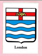 Sticker - Hoofdsteden Van Europa - London - Autocollants