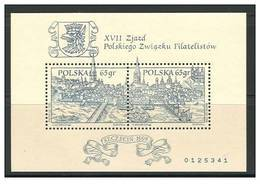 POLAND 1998 MICHEL NO: BL 133A  MS  MNH  /zx/ - 1944-.... Republic