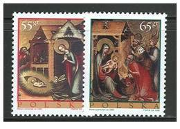 POLAND 1998 MICHEL NO: BL 3734-3735  SET  MNH - 1944-.... Republic