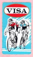 Sticker - VISA - Wielrennen - Autocollants