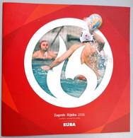 Croatia 2016 / EUSA European Universities Games Zagreb - Rijeka / Advertizing Brochure - Other