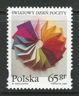 POLAND 1998 MICHEL NO: 3731  STAMP  MNH - 1944-.... Republic