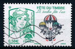 France -  Fête Du Timbre 2013 - L'air YT 4809 Obl. Ondulations - France