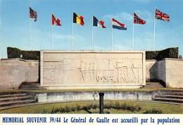 Bayeux Mémorial Guerre 1939 Général De Gaulle - Bayeux