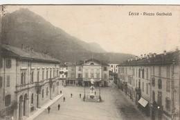 LECCO - PIAZZA GARIBALDI - Lecco