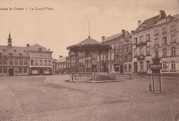 Braine-le-Comte La Grand Place (kiosque) - Braine-le-Comte