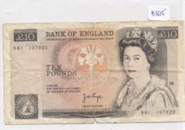 Numismatique -B3615-Grande Bretagne -10 Pounds ( Catégorie,  Nature état ... Se Référer Au Double Scan)-Envoi Gratuit - Other - Europe