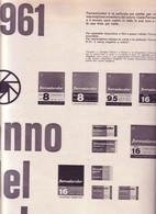 (pagine-pages)PUBBLICITA' FERRANIACOLOR     Settimanaincom1961/18. - Libri, Riviste, Fumetti