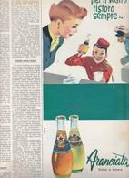 (pagine-pages)PUBBLICITA' S.PELLEGRINO     Settimanaincom1961/18. - Libri, Riviste, Fumetti