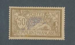 FRANCE - N°YT 120d) PAPIER GC NEUF** SANS CHARNIERE AVEC GOMME NON ORIGINALE (GNO) - COTE YT : 225€ - 1900 - 1900-27 Merson