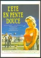 Carte Postale (cinéma Affiche Film) L'été En Pente Douce (Jacques Villeret - Jean-Pierre Bacri - Pauline Lafont) - Affiches Sur Carte
