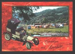 Landen - Groetjes Uit Landen - Camping - Auto / Car / Voiture - Landen