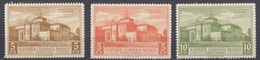 ESPAÑA - SPAGNA - SPAIN - ESPAGNE- 1930 - Lotto Di 3 Valori Nuovi MNH: Yvert Posta Aerea 56/58. - Luftpost
