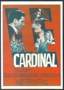 Carte Postale Illustration : Kerfyser (cinéma Affiche Film) Le Cardinal (Romy Schneider - Tom Tryon) - Affiches Sur Carte