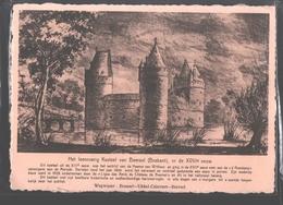 Beersel - Het Leenroerig Kasteel Van Beersel In De XVIIIe Eeuw - Beersel