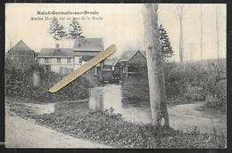 Cpa 7620208 Saint Germain Sur Bresle Ancien Moulin Sur Un Bras De La Bresle - France