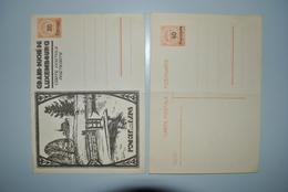 Luxembourg Carte Postale Mondorf Pliure Verticale - Luxembourg