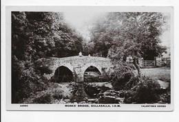 Monks' Bridge, Ballasalla, I.O.M. - Valentine XL 50962 - Isle Of Man
