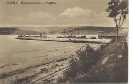 BULGARIE 1920 VARNA Le Port CPA TBE - Bulgaria