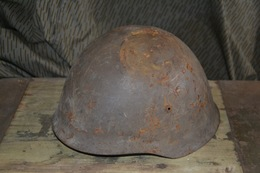 Portugal Portuguese Ww2 Helmet M40 - Casques & Coiffures