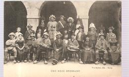 CPA Une Noce Bressane De 1917? - Marriages
