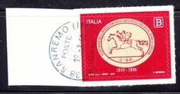 Italia 2019 - Carta Postale Bollata Del Regno Di Sardegna - 6. 1946-.. Repubblica