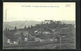 CPA La Chapelle Saint-Martin-du-Villard, Vue Partielle Avec Umgebung - France