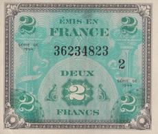 France / 2 Francs / 1944 / P-114(b) / AUNC - 1871-1952 Anciens Francs Circulés Au XXème