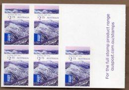 2014 Wilderness Australia Complete Booklet 5x $2.75 S/A MNH - 2000-09 Elizabeth II