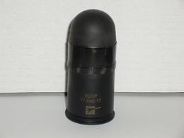Cartouche Inerte Pour LBD 40mm - Armes Neutralisées