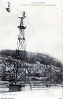 205-3751 -  30 ALAIS-TAMARIS Les Pylones Du Câble Aérien Des Forges De Alais - Altri Comuni