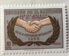 El Salvador - MH* - 1965 - # 764 - El Salvador