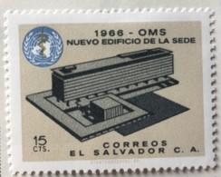 El Salvador - MH* - 1966 - # 768 - El Salvador