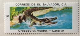 El Salvador - MH* - 1976 - # 872/874 - El Salvador