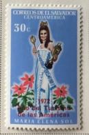El Salvador - MH* - 1972 - # 832 - El Salvador