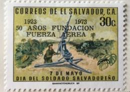 El Salvador - MH* - 1973 - # 836 - El Salvador