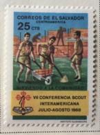 El Salvador - MH* - 1968 - # 788 - El Salvador