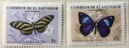 El Salvador - MH* - 1969 - # 791/794 - El Salvador