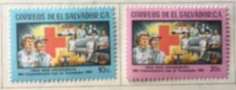 El Salvador - MH* - 1969 - # 795/797 - El Salvador