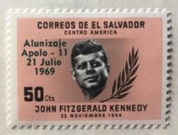 El Salvador - MH* - 1969 - # 758 - El Salvador