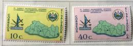 El Salvador - MH* - 1969 - # 809/810 - El Salvador